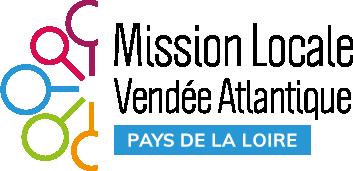 Logo Mission Local Vendée Atlantique, Pays de la Loire